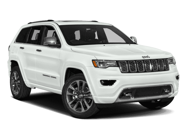 New Jeep Grand Cherokee Overland | Sunroof | Navigation