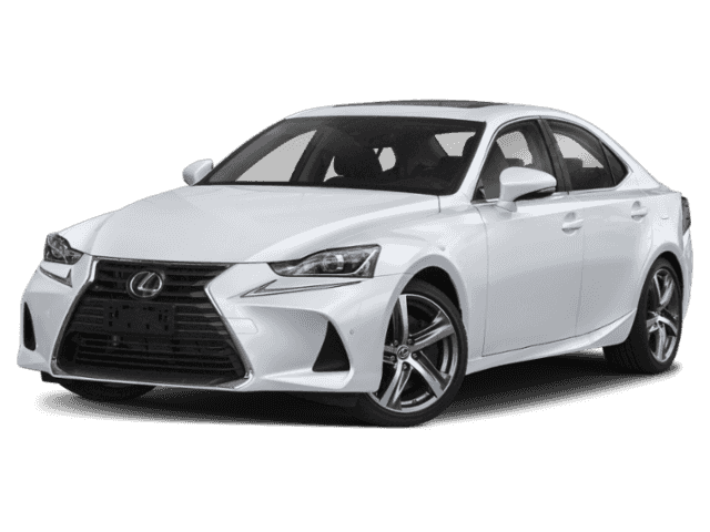 2020 Lexus IS 350 4DR SDN AWD