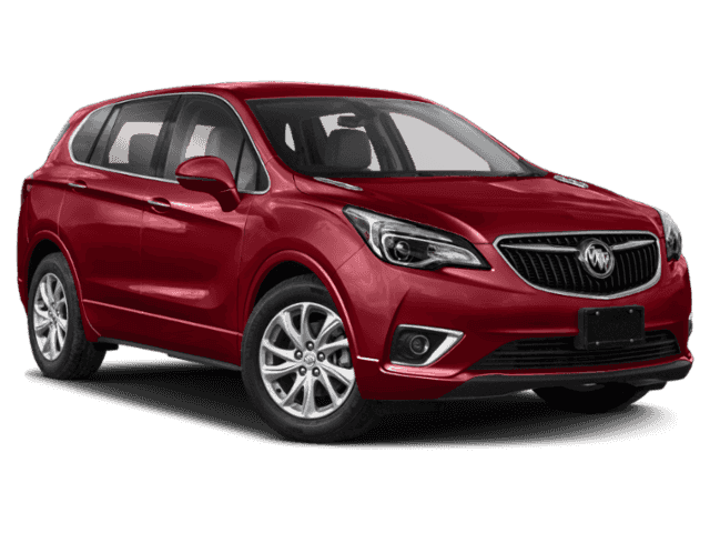 New 2019 Buick Envision AWD 4dr Preferred