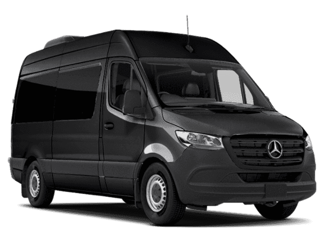 New 2019 Mercedes-Benz Sprinter Passenger 2500 High Roof V6 144 RWD