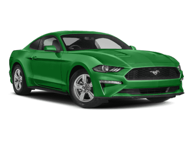 New 2019 Ford Mustang GT Premium Fastback