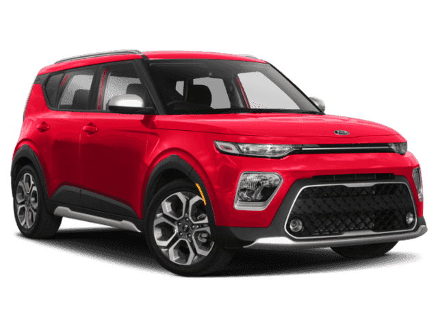 New 2020 Kia Soul GT-Line Turbo Front-Wheel Drive 4dr Car