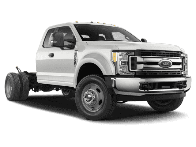 New 2019 Ford Super Duty F-550 DRW XL 4WD SUPERCAB 192 WB 8