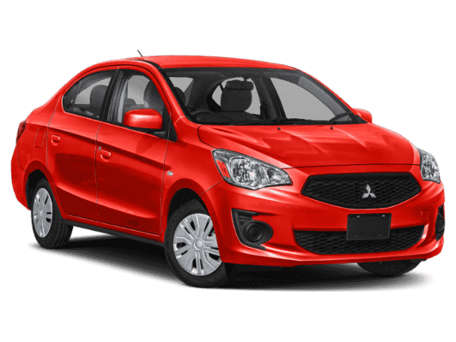 New 2020 Mitsubishi Mirage G4 LE