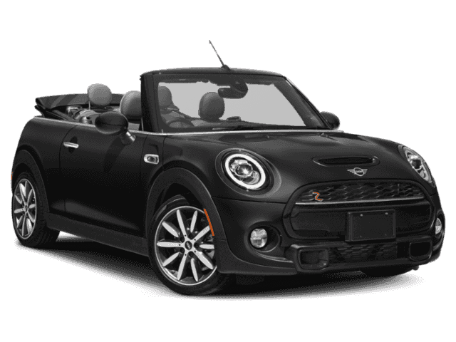 New 2020 MINI Cooper S Base FWD 2D Convertible