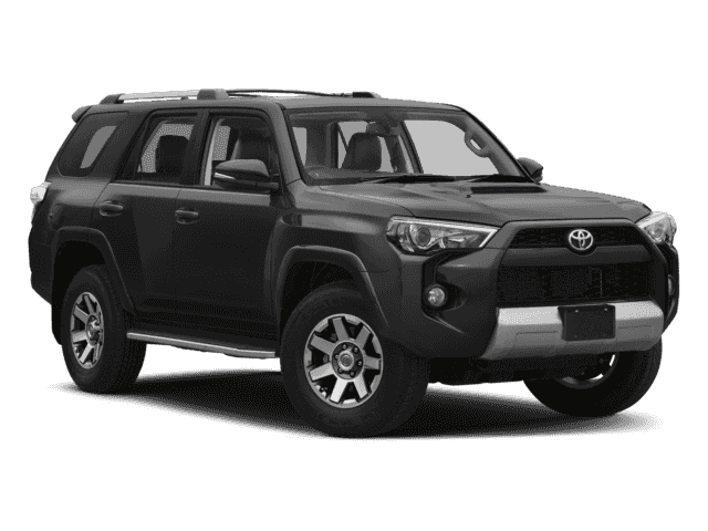 Pre-Owned 2018 Toyota 4Runner TRD Off-Road Premium 4WD 4D Sport Utility