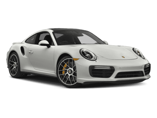 New 2018 Porsche 911 Turbo S