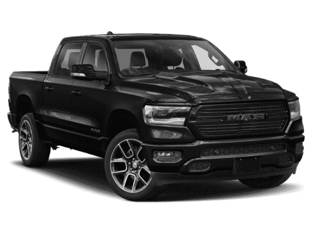 New 2020 Ram 1500 Rebel Crew Cab | Leather | Sunroof | Navigation | 12 Touchscreen