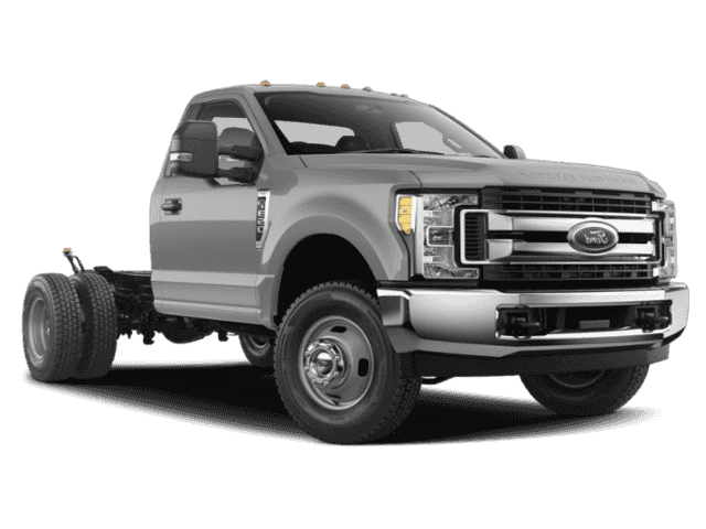 New 2019 Ford F-350 XL