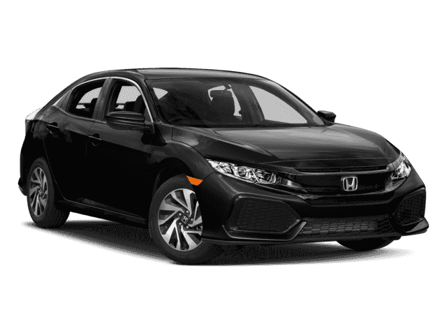 New 2017 Honda Civic LX FWD 4D Hatchback