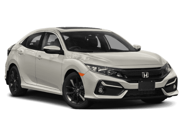 New 2020 Honda Civic Hatchback EX-L CVT