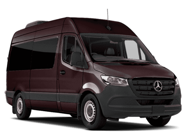 New 2019 Mercedes-Benz Sprinter 2500 Passenger 170