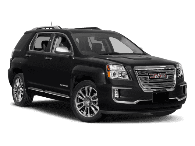 New 2017 Gmc Terrain Denali Suv In Rice Lake R17279 Don