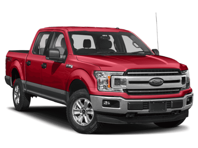 New 2020 Ford F-150 XLT 4WD Crew Cab Pickup