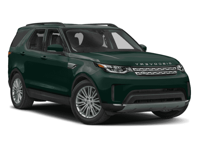 New 2017 Land Rover Discovery HSE