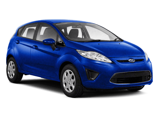 Pre-Owned 2011 Ford Fiesta