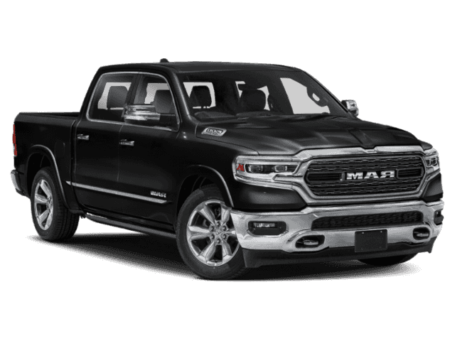 New 2020 Ram 1500 Limited Crew Cab EcoDiesel | Sunroof | Navigation | 12 Touchscreen