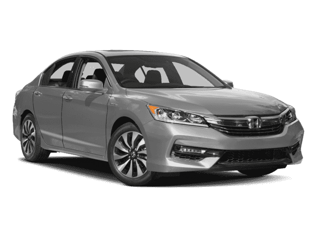 New 2017 Honda Accord Hybrid EX-L FWD 4D Sedan