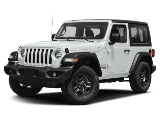 New 2020 JEEP Wrangler Willys Wheeler