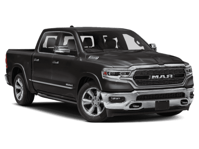 New 2020 Ram 1500 Limited Crew Cab | Sunroof | Navigation | 12 Touchscreen