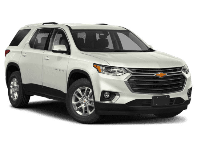 Pre-Owned 2019 Chevrolet Traverse LT Cloth w/1LT AWD