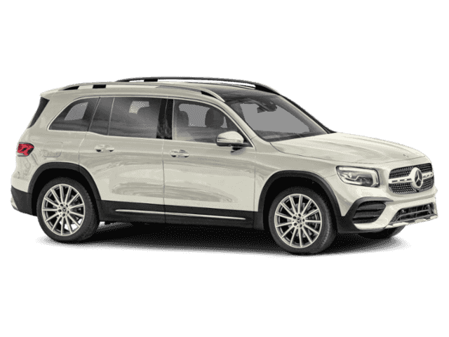 New 2020 Mercedes-Benz GLB GLB 250 4MATIC®