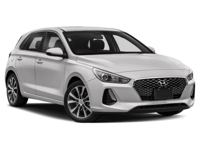 New 2020 Hyundai Elantra GT Luxury- at Front Wheel Drive 5-Door Hatchback