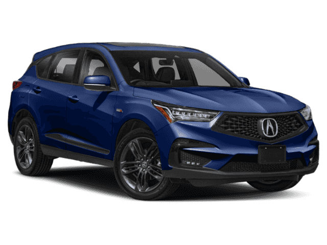 New 2020 Acura RDX A-Spec AWD