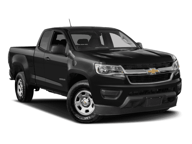 New Chevrolet Colorado Base