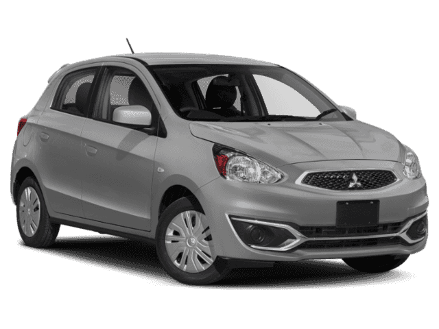 New 2020 Mitsubishi Mirage SE FWD Hatchback