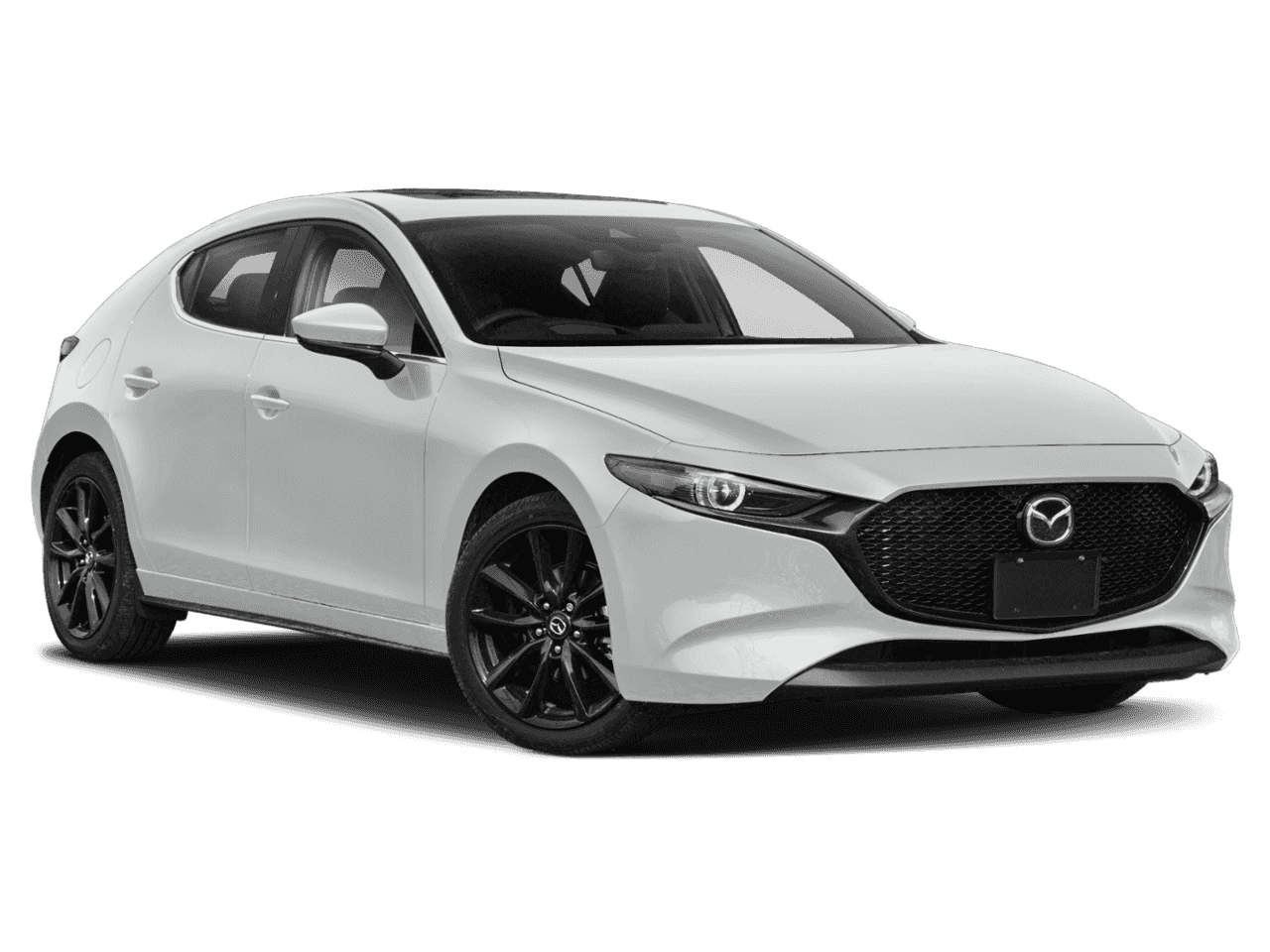2020 Mazda3 Hatchback w/Preferred Pkg AWD