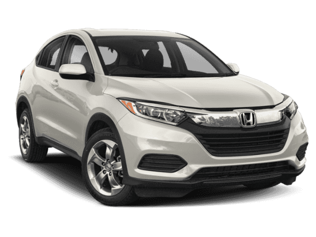 New 2019 Honda HR-V AWD LX