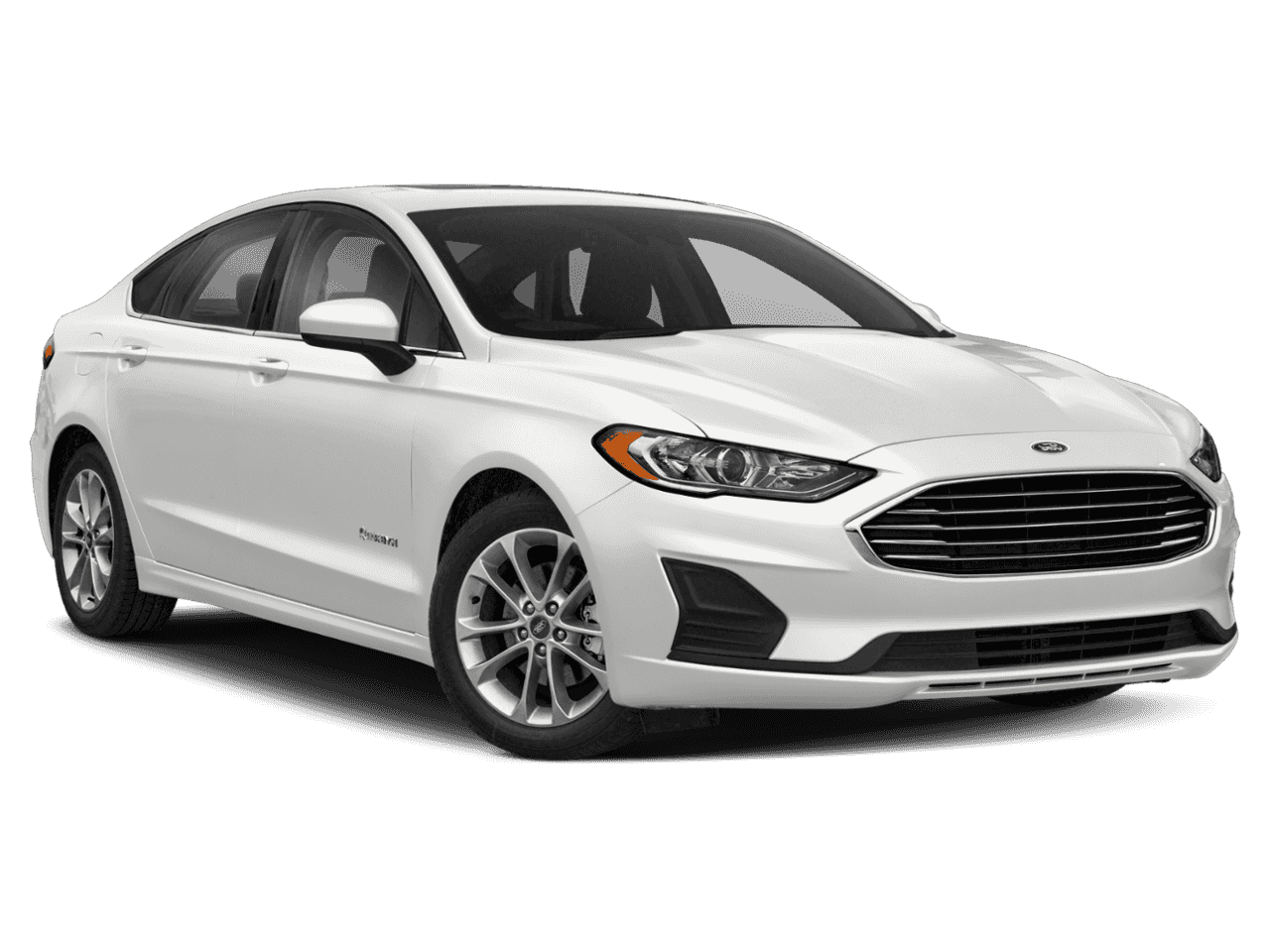 New 2020 Ford Fusion Hybrid SE