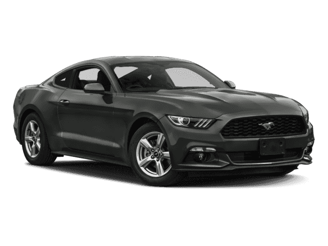 New 2017 Ford Mustang V6 RWD Coupe