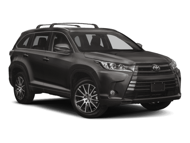 New 2017 Toyota Highlander SE 4D Sport Utility With Navigation & AWD