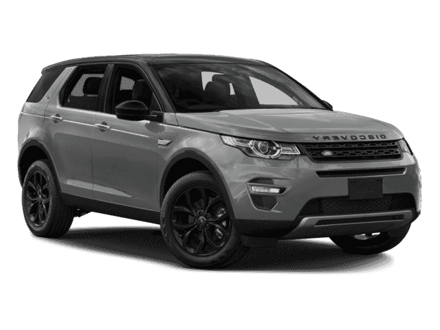 New Land Rover Discovery Sport SE