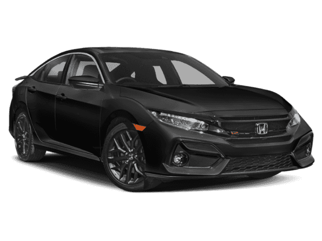 New 2020 Honda Civic Si Sedan
