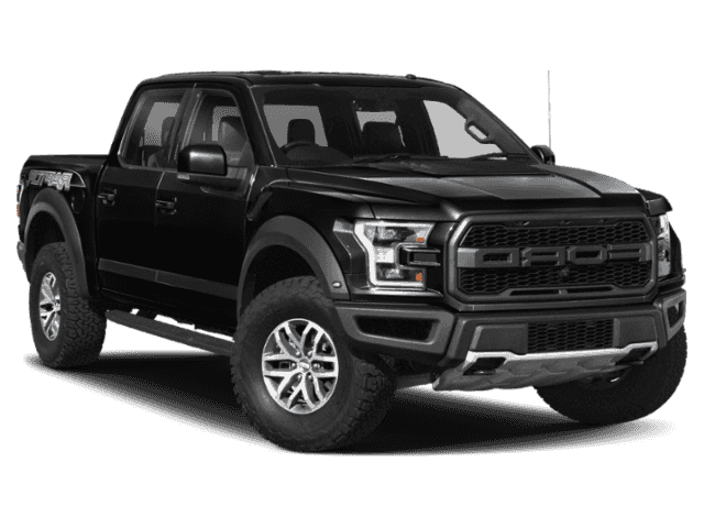 New 2018 Ford F-150 RAPTOR 4WD CREW145