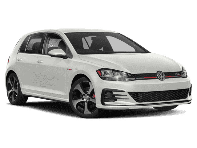 New 2019 Volkswagen Golf GTI 2.0T