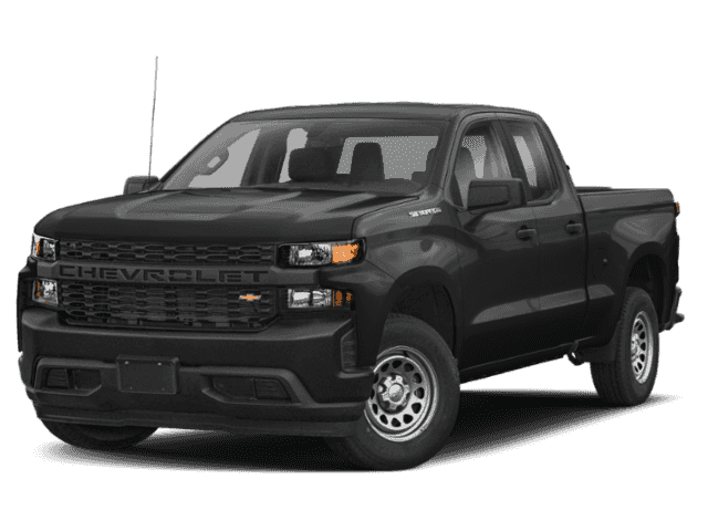 New 2020 CHEVROLET Silverado 1500 LT Four Wheel Drive Standard Bed