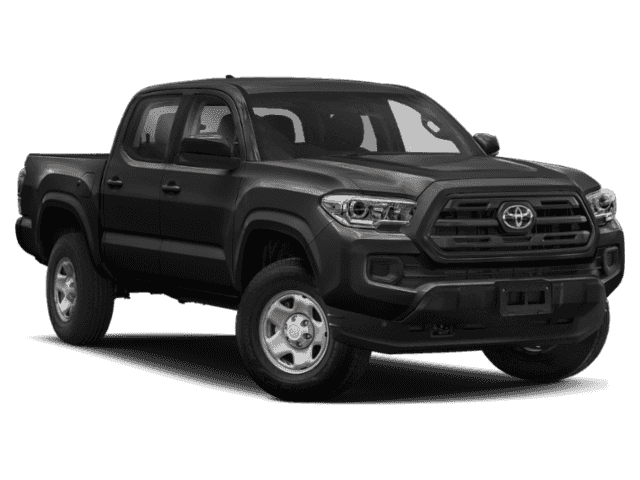 New 2019 Toyota Tacoma SR5 V6 w/accessories (see description) Double Cab 4WD