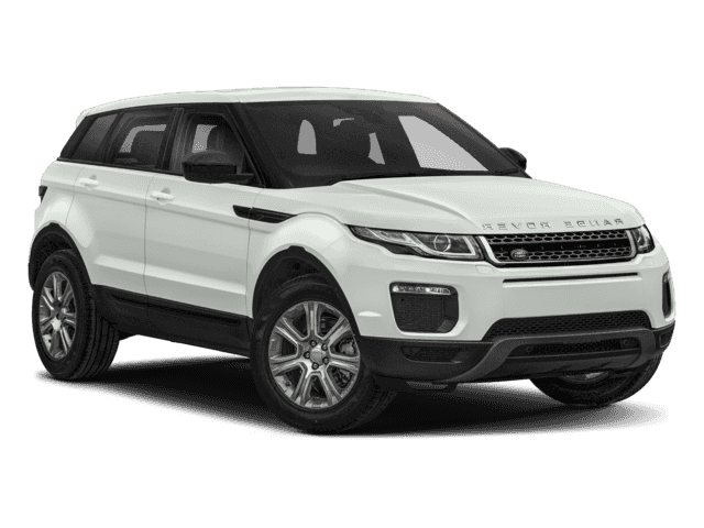 2018 Land Rover Range Rover Evoque SE Premium With Navigation & 4WD