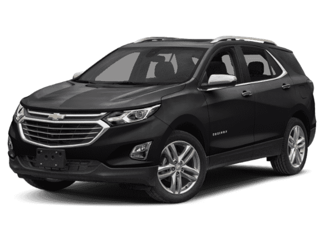 New 2020 Chevrolet Equinox Premier FWD SUVs