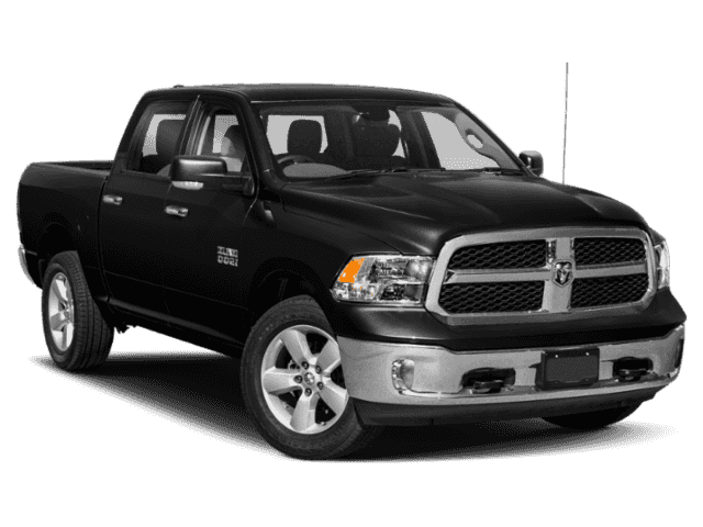 New 2019 Ram 1500 Classic SLT Crew Cab | EcoDiesel | Katzkin Leather | Sunroof | Navigation