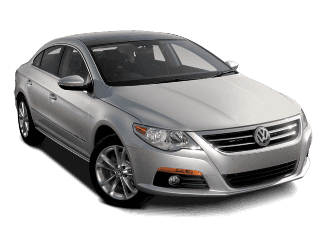 Pre-Owned 2009 Volkswagen CC VR6
