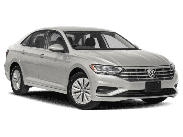 New 2020 Volkswagen Jetta S FWD 4dr Car