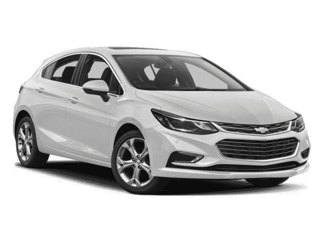 Certified Pre-Owned 2017 Chevrolet Cruze Premier FWD 4D Hatchback