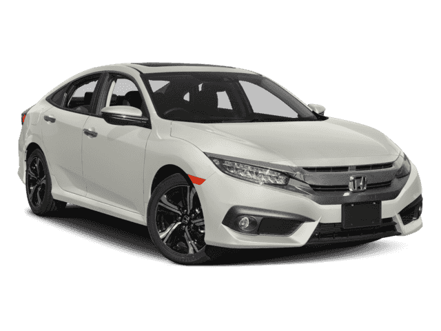 New 2017 Honda Civic Sedan Touring With Navigation