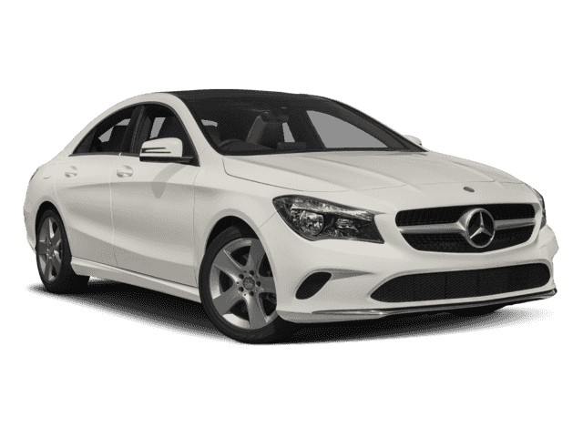 New 2018 Mercedes-Benz CLA 250 Front Wheel Drive Coupe