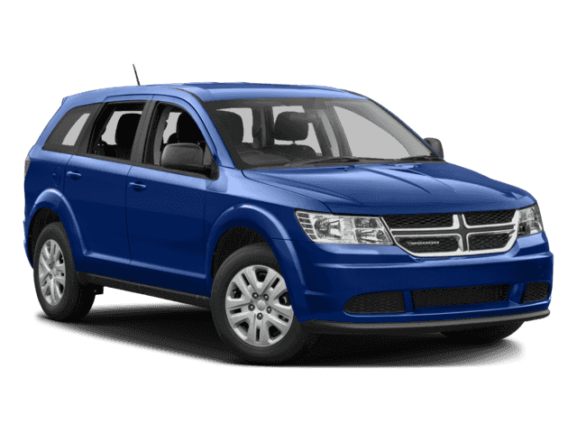 New 2017 Dodge Journey CVP/SE